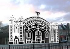 Filmstill van mijn project over de koekfabriek de Ster aan de Molenstraat in Oss